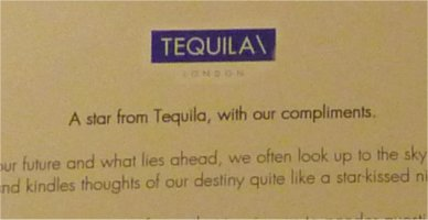 Tequila 'Star' DM